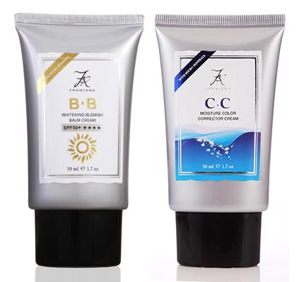 BB霜和CC霜一次選對