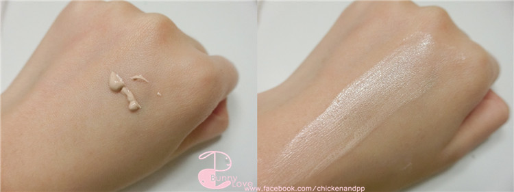 francena 輕裸光透保濕CC 霜