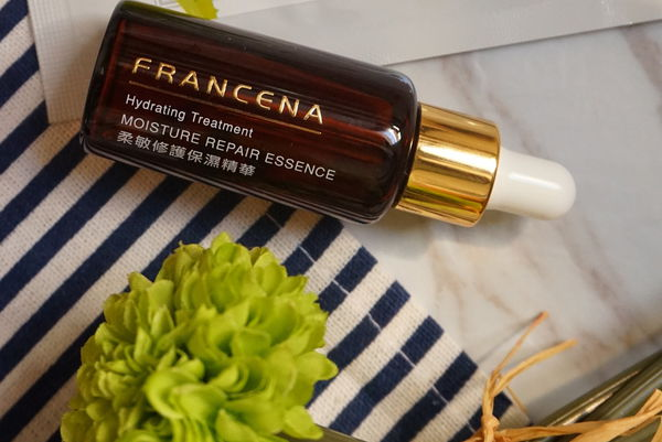 francena 柔敏修護保濕精華