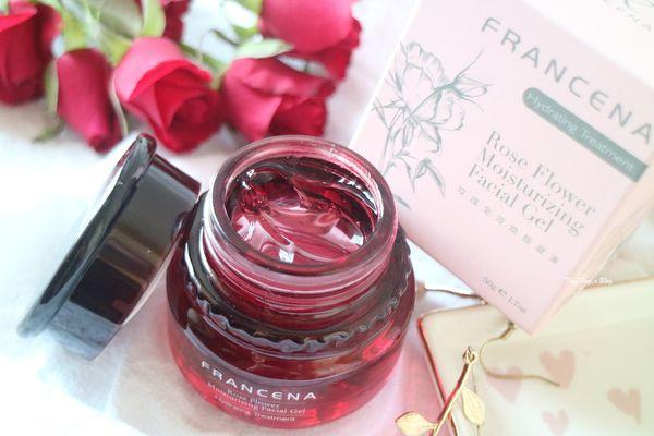 francena 玫瑰全效煥顏凝凍